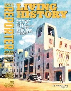 santa fe reporter cover
